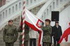 Obchody 89. Rocznicy Odzyskania Niepodległości na Rynku Wielkim w Zamościu