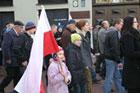 Marsz Niepodległości  zorganizowany 11 listopada przez zamojski klub Gazety Polskiej