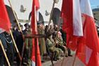 Manifestacja patriotyczna na Rynku Wielkim oraz uroczysta sesja Rady Miasta z okazji 96. rocznicy odzyskania przez Polskę niepodległości