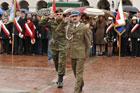 OBCHODY ROCZNICY UCHWALENIA KONSTYTUCJI 3 MAJA- manifestacja patriotyczna