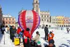 XIV Okręgowe Zawody Modeli Balonów na ogrzane powietrze