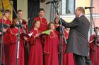Koncerty muzyki chóralnej