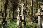 Cmentarz w Brusnie Starym