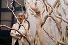 Wystawa jubileuszowa w BWA z okazji 45-lecia pracy twórczej Bogusława Bodesa