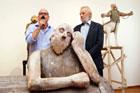 Otwarcie wystawy rzeźby Piotra Gawrona w BWA Galerii Zamojskiej