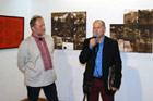 Otwarcie wystawy poplenerowej Międzynarodowego Sympozjum Artystyczno-Naukowego