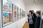 Pokonkursowa wystawa prac konkursu dla dzieci i młodzieży