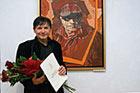 Wernisaż malarstwa znanego zamojskiego artysty plastyka Marka Sołowieja w BWA Galerii Zamojskiej