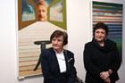 Twórczość Teresy Szumigaj i Anny Szumigaj-Badziak w BWA