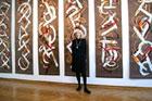 Wernisa� wystawy malarstwa i rze�by autorstwa Menthe Wells w BWA
