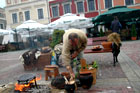 Obchody Święta Chleba na Rynku Wielkim