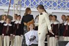 Koncert Chóru dziecięcego Filharmonii Orenburskiej