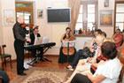 7. Letnie Spotkania Muzyczno-Poetyckie w Corner Pubie - impreza towarzysząca 37. Zamojskiemu Latu Teatralnemu