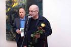 Wernisaż wystawy malarstwa Donata Kowalskiego w BWA Galerii Zamojskiej