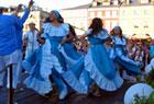 15.Eurofolk - koncert zespołu z Ekwadoru w Restauracji Morandówka
