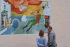II Mi�dzynarodowy Festiwal Fresku
