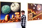 Wernisaż wystawy SIEDEM ELEMENTÓW -odsłona pierwsza Roberta Gomułki w BWA