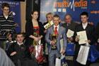 Plebiscyt na najlepszego sportowca i trenera Zamościa w 2011 roku organizowanego przez zamojską kablówkę