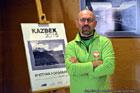 Kazbek 2015 - wernisaż wystawy fotografii Janka Ciosa