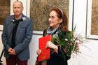 Otwarcie wystawy Marii Koldryn