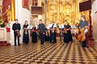 Koncert laureat�w i podsumowanie VI Festiwalu Muzyki Organowej i Kameralnej