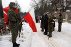 Uroczysto�ci patriotyczno-religijne  w 69. rocznic� walk w Lasowcach