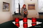 Wernisaż wystawy Gabrieli Łyko w Morandówce
