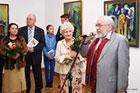 Wernisaż wystawy malarstwa Franciszka Maśluszczaka w BWA