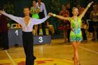GRAND PRIX POLSKI w tańcu towarzyskim, Mistrzostwa Okręgu Lubelskiego oraz VII Ogólnopolski Turniej Tańca Towarzyskiego