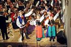Koncert w 134. rocznicę założenia Orkiestry z udziałem muzyków ze Studia Accantus i Orkiestry Symfonicznej im. Karola Namysłowskiego.