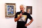 Otwarcie wystawy malarstwa Rafała Olbińskiego w BWA Galerii Zamojskiej