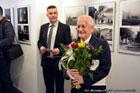 Otwarcie wystawy Stanisława Orłowskiego w Galerii Fotografii Ratusz