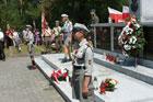 Uroczystości rocznicowe z okazji 73. rocznicy Bitwy pod Osuchami