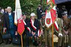 Uroczystości rocznicowe z okazji 74. rocznicy Bitwy pod Osuchami