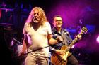 Koncert Roberta Planta, legendarnego frontman zespołu Led Zeppelin,  najlepszego wokalisty hard rockowego wszech czasów, na Pistoia Blues Festival 2014 (Pistoia, Toskania)