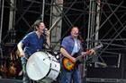 Koncert North Mississippi Allstars na Pistoia Blues Festival 2014 (Pistoia, Toskania). Wybuchowa mieszanka bluesa, southern rocka, country i... hip-hopu z lekką domieszką humoru