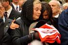 Uroczystości pogrzebowe funkcjonariusza BOR Bartosza Orzechowskiego