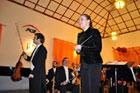 Koncert Orkiestry Symfonicznej im. Karola Namysłowskiego w Zamościu Janusza Wawrowskiego (skrzypce) i Sylwi Janiak (dyrygent)