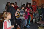 Muzyczna opowieść wigilijna ze św. Mikołajem   u