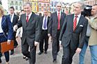 Wizyta byłego  prezydenta Niemiec Horsta Koehlera w Zamościu