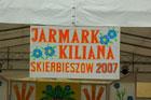 Jarmark Kiliana, Skierbiesz�w 2007