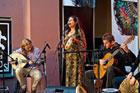 LUNAS OLVIDADAS - pieśni sefardyjskie w orientalnym stylu. Anna Riveiro z zespołem. Koncert w ramach IX Spotkań Kultur