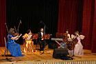 Koncert Salonowej Orkiestry Johanna Straussa z Warszawy,  zorganizowano z okazji otwarcia wyremontowanej sali widowiskowej w Krasnobrodzkim Domu Kultury.