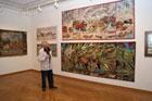 Otwarcie retrospektywnej wystawy twórczości Janusza Towpika