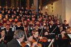 Koncert  w ramach X Triduum Caecilianym w Katedrze Zamojskiej z udziałem mi.: Akademickiego Chóru Uniwersytetu Medycznego w Lublinie, Lwowskiego Chóru Męskiego