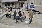 Ulica Poetycka Młodych TO - NACJA - MŁODYCH A.D. 2012, przedsięwzięcie literackie w ramach cyklu Adres - Ulice Poetyckie