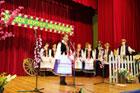 Jubileuszu XX-lecia dzia�alno�ci Zespo�u Folklorystycznego