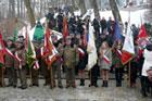 Uroczystości rocznicowe upamiętniające bitwę pod Zaborecznem