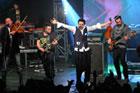 Charytatywny koncert grupy Zakopower w zamojskiej hali OSiR