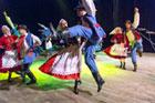 Koncert jesienny z udziałem zespołów  PAKALNI z Łotwy i ZPiT ZAMOJSZCZYZNA
